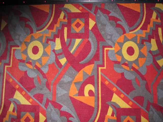 Carpeting, detail