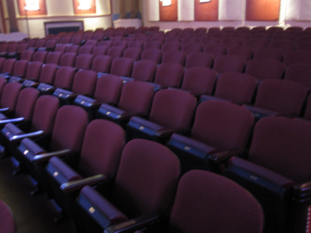 New seating