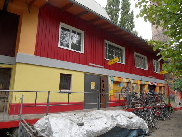 Regenbogen Kino