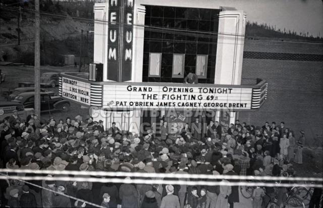 Orpheum Theatre 1940