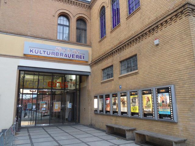Kino in der KulturBrauerei