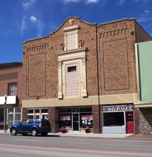 Ely Theatre, Ely, NV - 2013