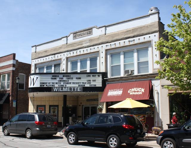 Wilmette Theatre, Wilmette, IL