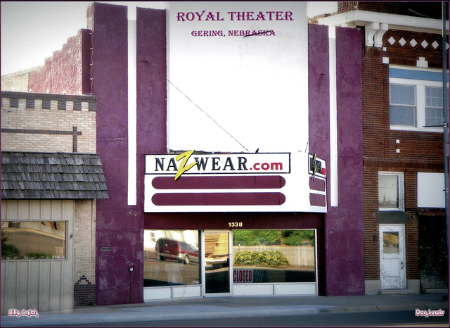 Royal Theater ... Gering Nebraska
