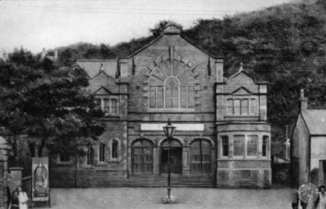 Public Hall Cinema & Institute