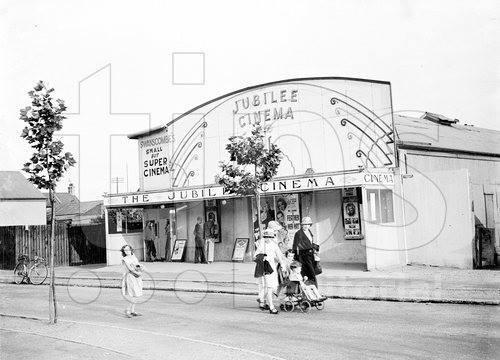 Jubilee Cinema - Swanscombe, Kent