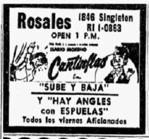 Rosales Theater