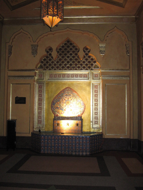 Lobby Sidewall decoration