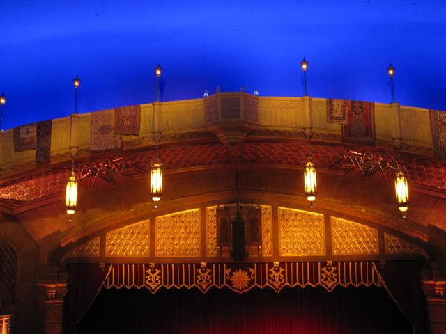 Auditorium - Proscenium