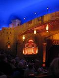 Left side of Proscenium