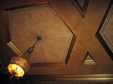 Ceiling detail - mezzanine