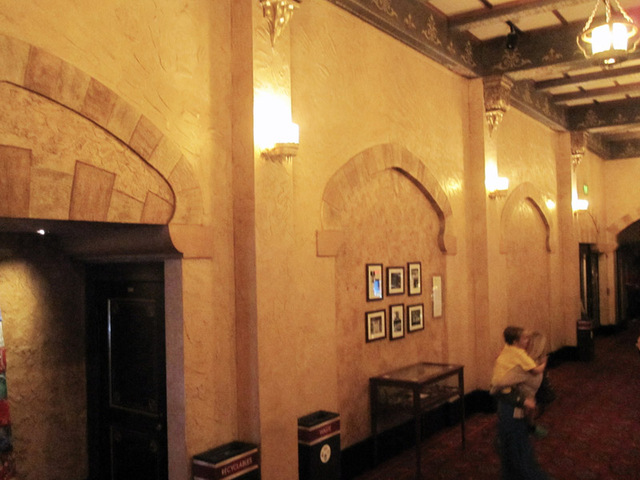Concessions Lobby - north of main lobby