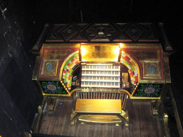 "The Moller Organ - ""Mighty Mo"""