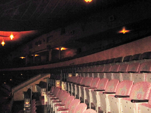 Upper Balcony