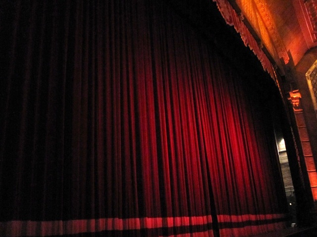 Main curtain