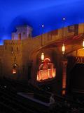 Proscenium - left
