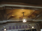 Ceiling detail - outer lobby
