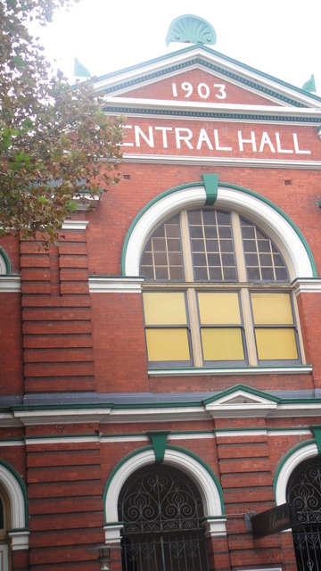 Central Hall