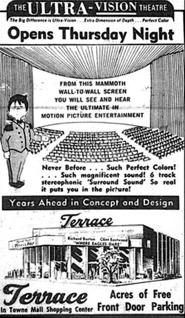 Terrace Theatres 1 & 2