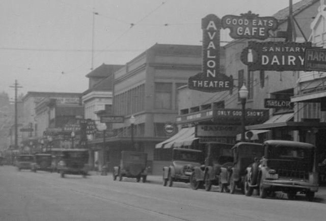 Avalon, 1920s