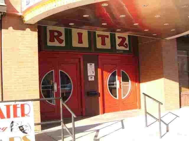Ritz Entrance