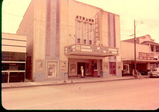 Strand theatre