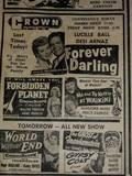 Crown Movie Theatre Advertisment