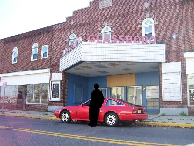 Glassboro Theater in November 2006