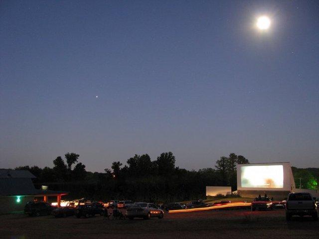 Blue Moon Drive-In