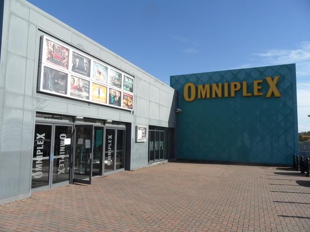 Bangor Omniplex in Bangor, GB
