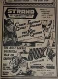 Strand Theatre Advertisment