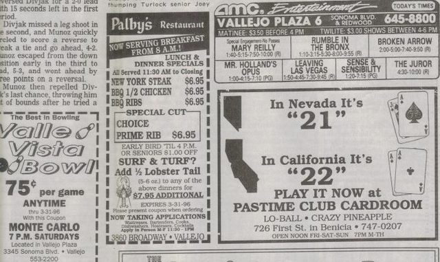 Vallejo Plaza 6 Advertisment
