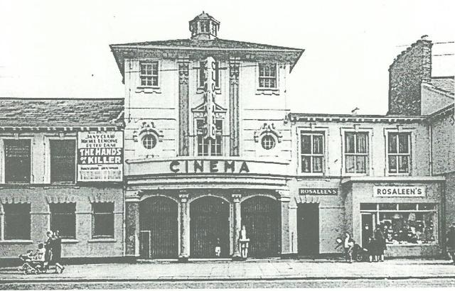 Clonard Picture House