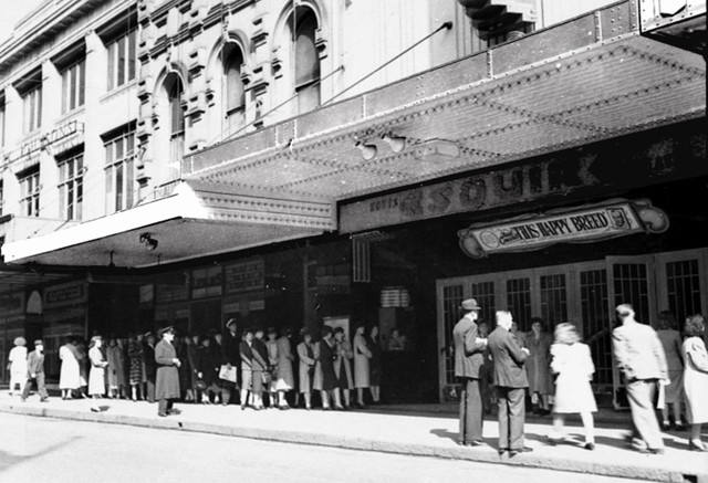 Hoyts Town Theatre