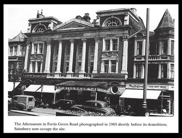 The Atheneum - Muswell Hill