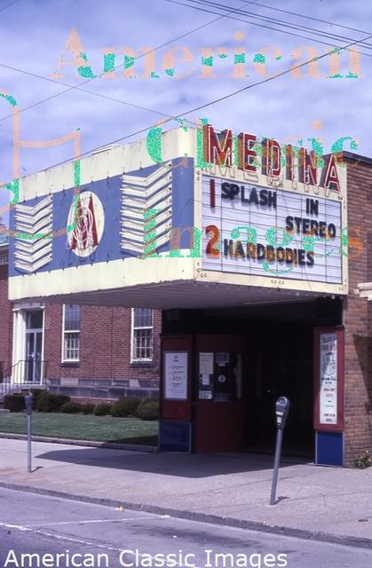 MEDINA THEATER, 1984