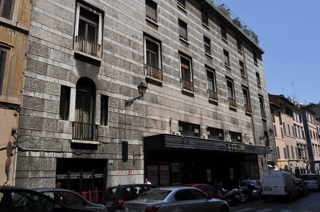 Teatro Il Sistina