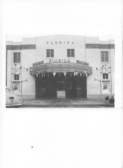 1954-13th anniversary photo courtesy of Jack Hegarty via the Historic Florida II Facebook page.