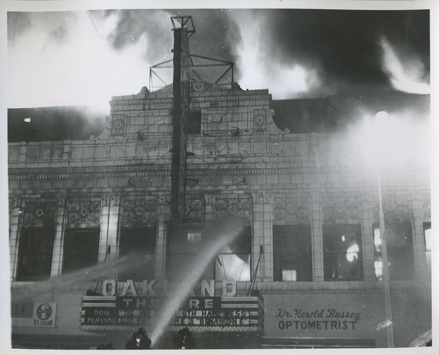 Theater Fire 1/2
