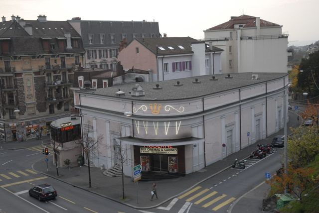 Cinema Moderne