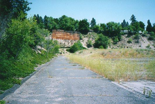 North Cedar Drive-In
