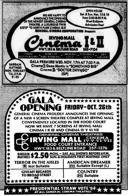 AMC Irving Mall 14