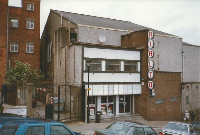 Rialto Entertainment Centre