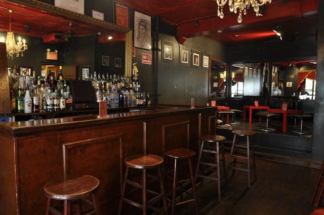 The Cinema Bar