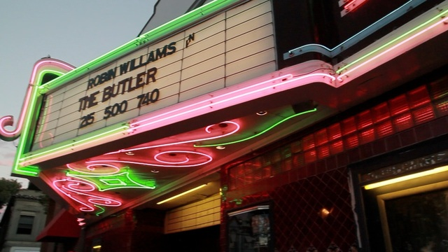 The Colusa Marquee