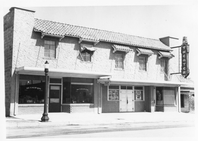 Flagler Theatre 1940