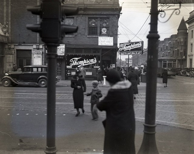 Madison & Kedzie 1933. Photo source unknown.