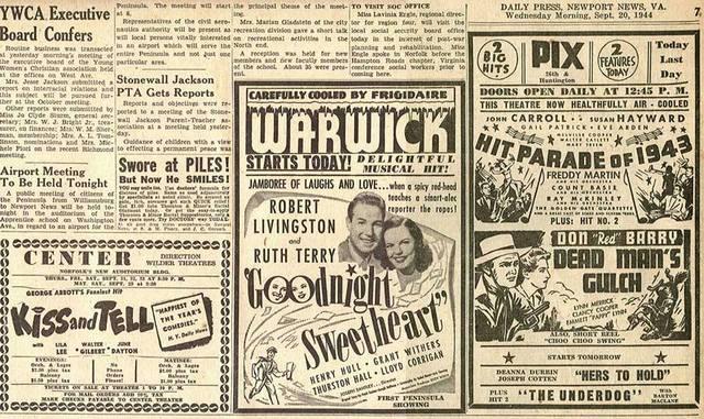 Warwick Theater