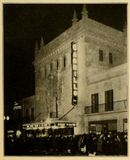 Cabrillo Theatre, San Pedro, CA., in 1924