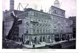 Hammerstein's Olympia Theatre, New York 1895